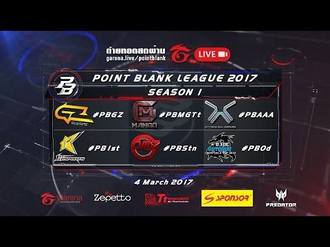 04/03/2017  PBL 2017 S.1 Offline @Pantip eSports Arena
