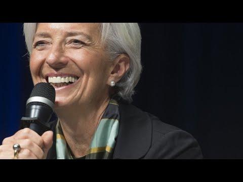 Christine Lagarde est l'invitée de RTL