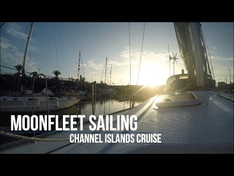 Sailing the Channel Islands - Poole to Alderney, Guernsey & Sark