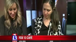 Quinoa, Cranberry & Pecan Salad At The Fox 13 Cafe