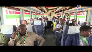 The SGR journey, a passenger's perspective