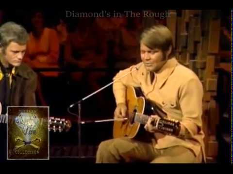 "Glen Campbell with Jerry Reed (LIVE 1971) ~ ""Reason To Believe""  Different Version"