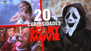 20 CURIOSIDADES de SCARY MOVIE
