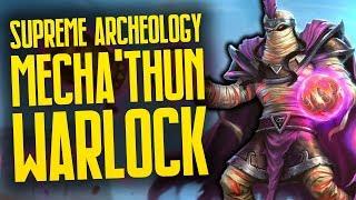 Mecha'thun Quest Warlock Underrated?! | Saviors of Uldum | Hearthstone