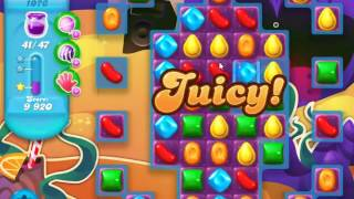 Candy Crush Soda Saga Level 1076 - NO BOOSTERS