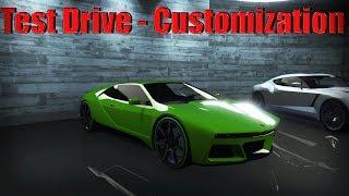 Gta 5 Online | SC1 - Test Drive And Customization - Doomsday Heist
