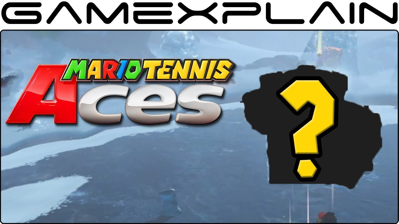 Mario Tennis Aces: World 3 Boss Fight Gameplay (Nintendo Switch)