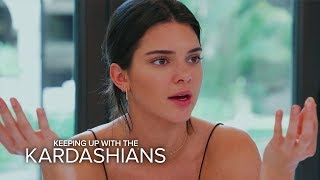 "KUWTK | Kendall Jenner Calls Caitlyn's Tell-All Book ""Insane"" 
