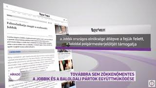 Továbbra sem zökkenőmentes a Jobbik és a baloldali pártok együttműködése
