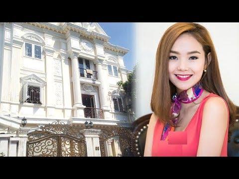 Minh Hằng giàu cỡ nào khi 31 tuổi đã có Biệt thự triệu đô và tặng Nhà cho Em trai ?