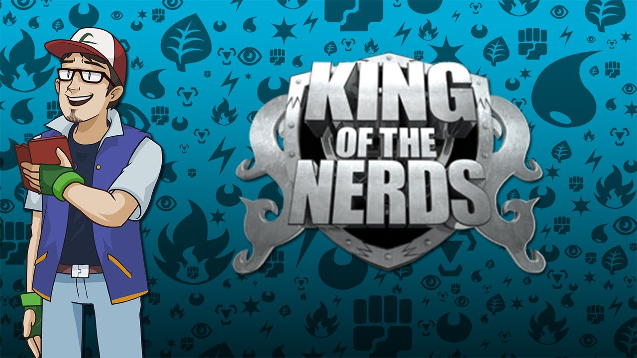 King of the nerds hook up