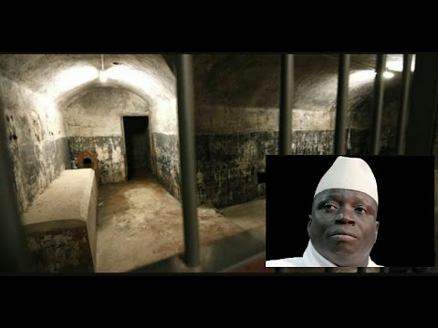 What's Inside Yahya Jammeh's Kanilai Bunker?