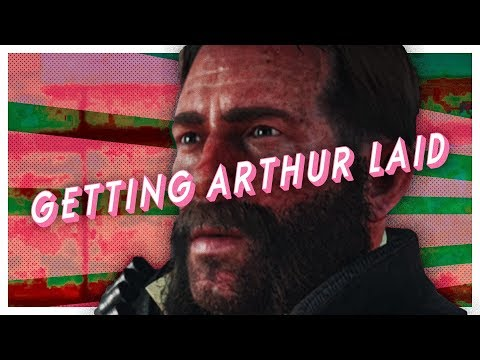 Found Out Arthur Morgan Is Gay And I Got Him Laid. Epic.