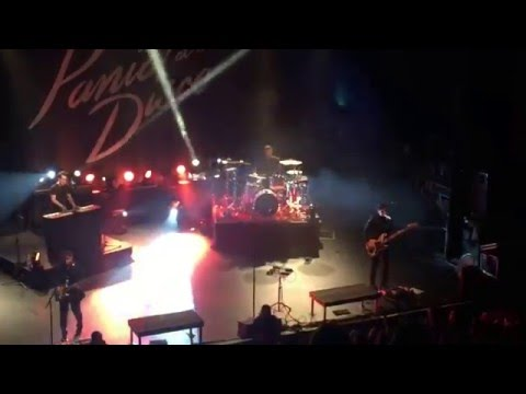 Panic at the Disco & New Politics at The National, Richmond, Virginia December 4, 2015