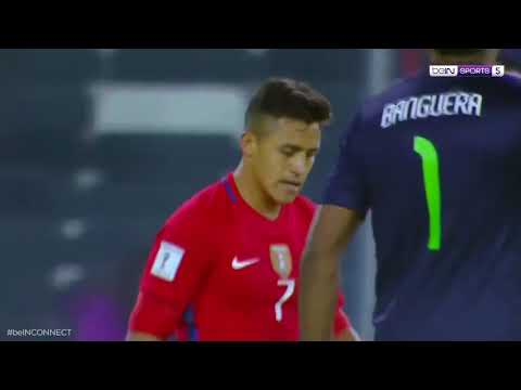Alexis Sanchez Clutch Goal to Win World Cup for Chile