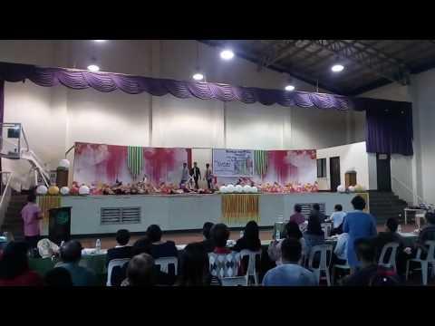 Indang national high school 3rd place..Manila by hatdog
