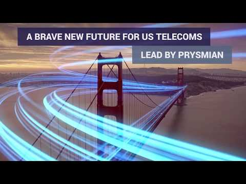 Prysmian optical cable for Verizon