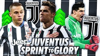 CR7 BEI JUVE = ENDLICH WIEDER CHAMPIONS LEAGUE SIEGER!?? 😍🏆 - FIFA 18 Juventus Turin Sprint to Glory