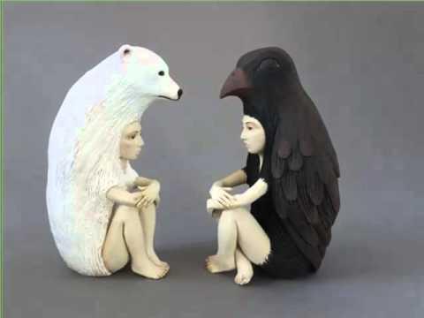 Famous Ceramic Sculptures Ideas | Picture Set Of Ceramic Art Model ...