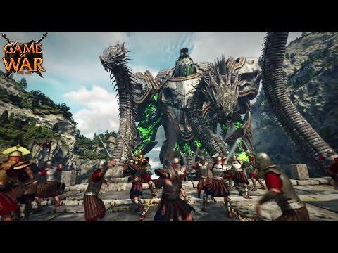 Game of War: Creatures360°