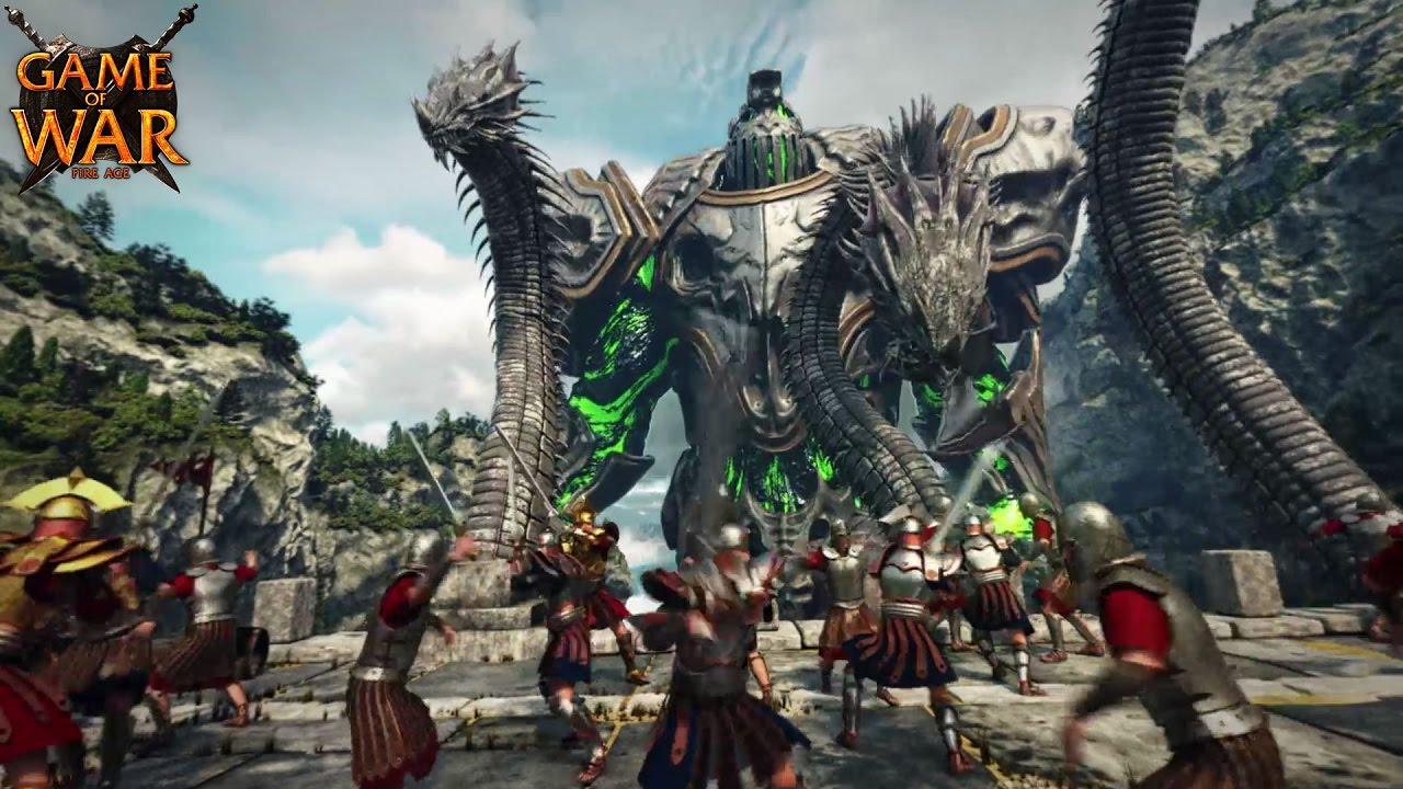 game of war creatures360