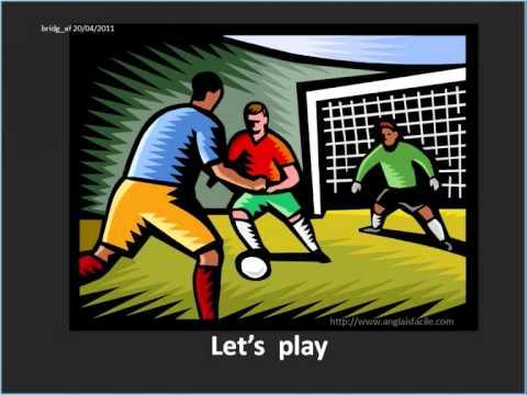 Football- soccer- vocabulary