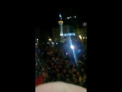 15 Temmuz Darbe Girişimi İzmir Saat Kulesi