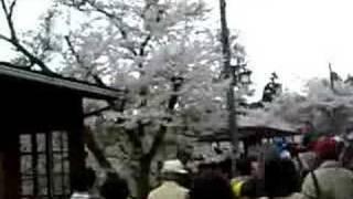 吉野山と金峰山寺蔵王堂