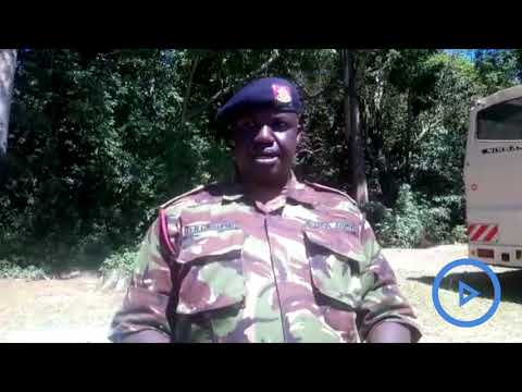 KDF recruitment exercise will be free and fair - Senior Lieutenant Canon David