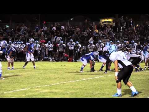 2012 HS Football: Arroyo Knights vs. El Monte Lions