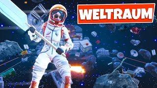 Fortnite: EVIL WELTRAUM PARKOUR!