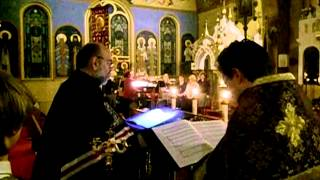 The Great Canon of St Andrew of Crete - Part 2 of 5 Holy Trinity Orthodox Church Yonkers, NY