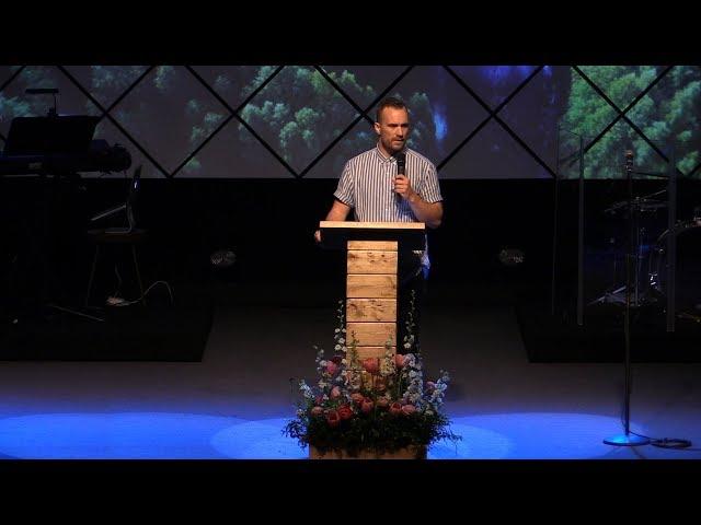 A Living Hope - Mark 16:1-7 - Easter Sunday (04/21/2019)
