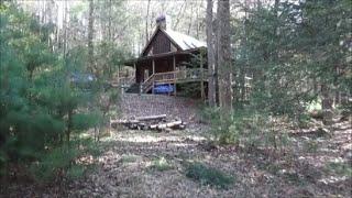 Log Cabin Homestead Plans And Planting Asparagus Transplants