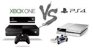 видео: Что лучше PS4 или Xbox One? Сравнение от Pro Hi-Tech