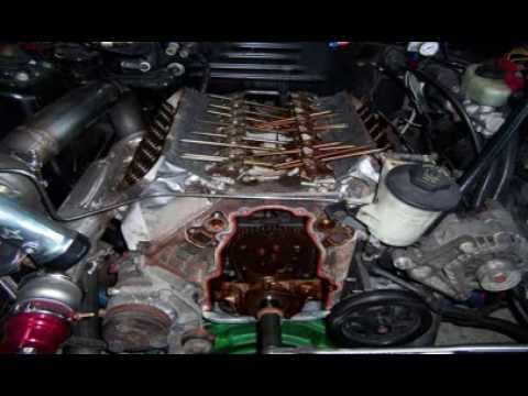 Turbo LSX GM 6.0 Vortec T76 1999 Mustang GT Build ...