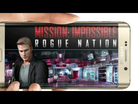 ||only Apk|| Download Mission Impossible Rogue Nation Game For Any Android Device In Hindi