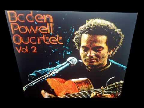Baden Powell Quartet   vol 1   Refém da solidão  = 1970