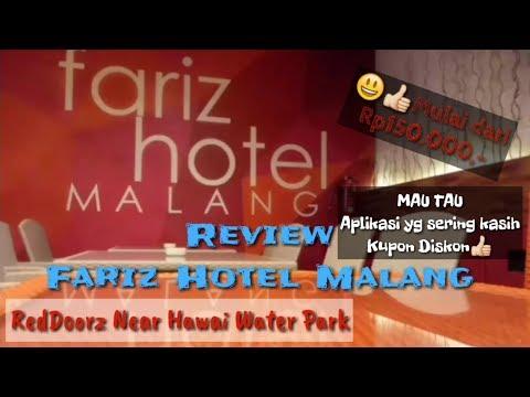 hotel-fariz-malang---reddoorz-hawai-near-waterpark