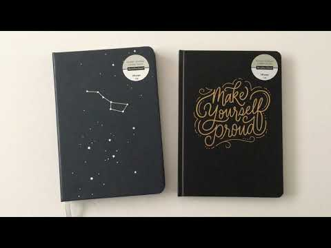 Recollections Guided Journal Review (Hybrid Bullet Journal / Planner)