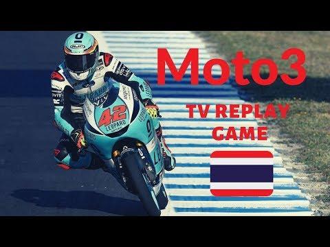 Moto3 THAILAND 2019 | Championship #15 | TV Replay | MotoGP 19 PC Game