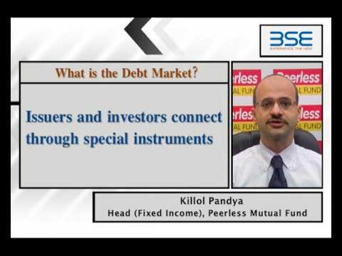 Know what is debt market