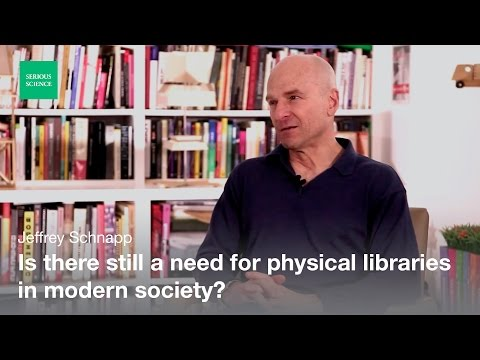 The Library Beyond The Book - Jeffrey Schnapp
