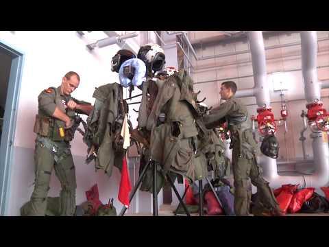 Deployed Squadron VAQ-132