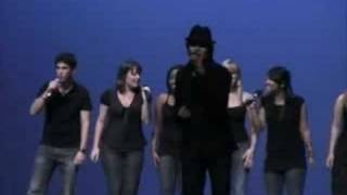 CLOSER: Rhythm and Blue Freshman A Cappella Jam 2008