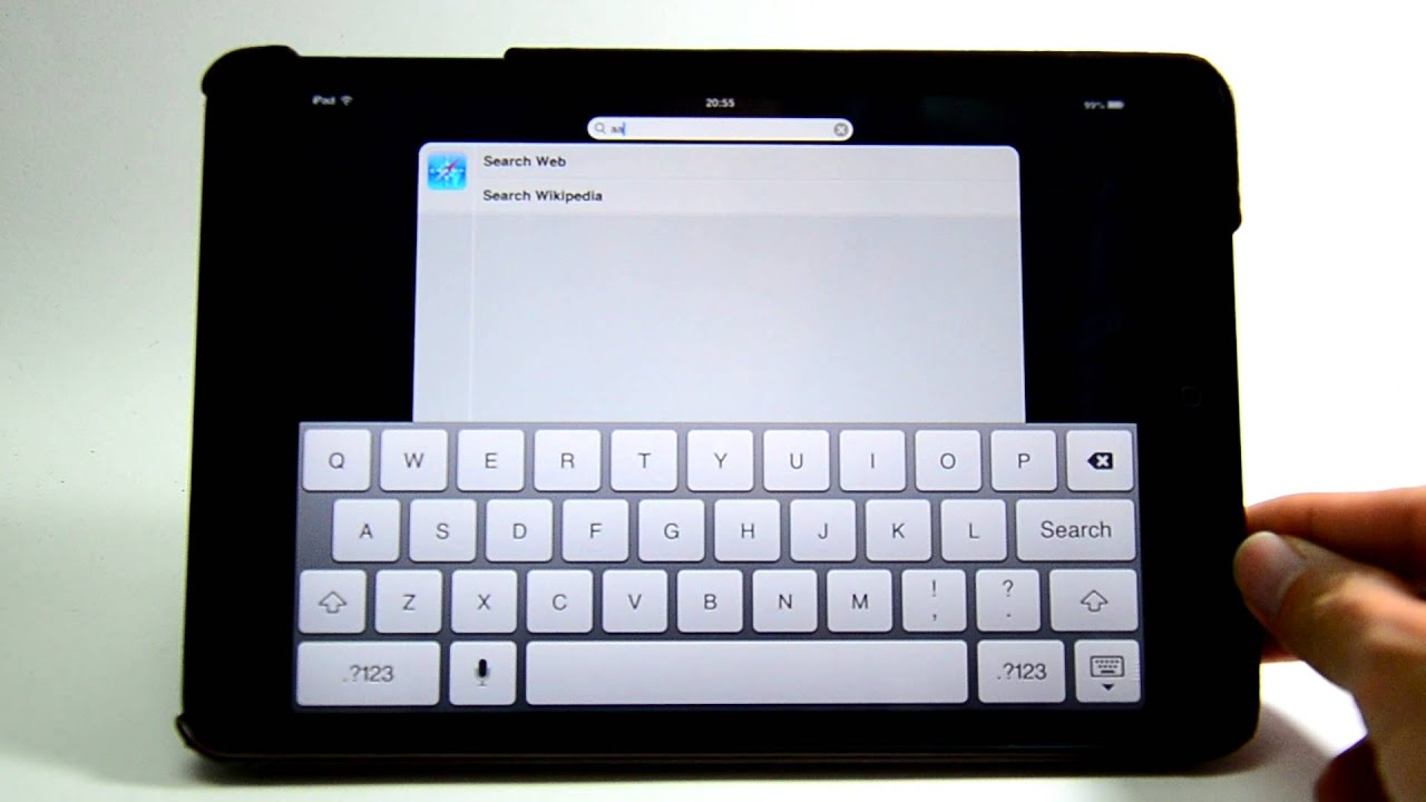 Ipad Mini Touchscreen Issue Auto Touch Youtube
