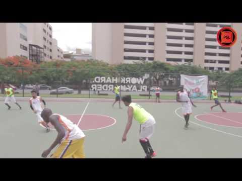 PSL Bangalore Basketball: New Way OF Life VS Customs Bangalore