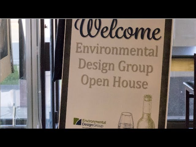 Enviromental Design Group - Cleveland Office Open House