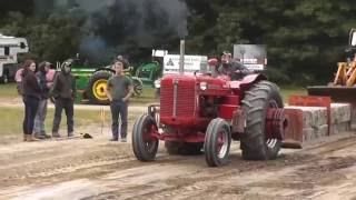 Still More Granby Charter Days Tractor Pulling, 2016