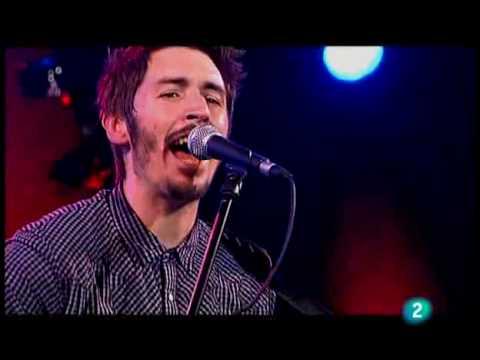 Aaron Thomas (live). Conciertos de Radio 3 (part 3/4)